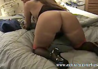 Home Orgasm of Vanessa 45 years Milf