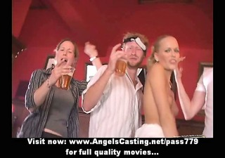 non-professional superb hot girls with natural
